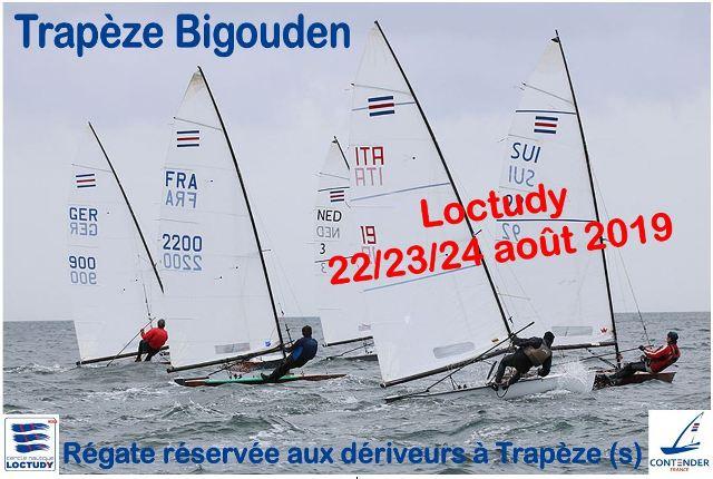 Affiche Le Trapèze Bigouden Loctudy 2019