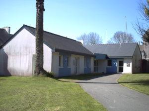 Domaine de la Forêt - salle d'activités