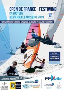 Régate Open de France-Festiwind 2019 Loctudy